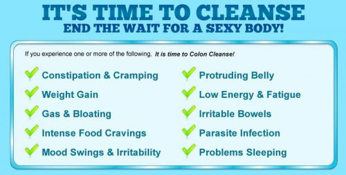 Benefits of a Colon Cleanse